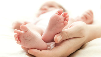 Counselling for couples with new baby