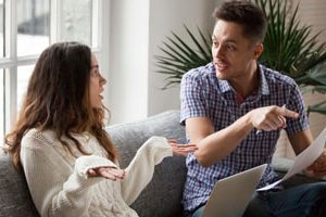 The key to a happy relationship arguing Money Counselling for Couples