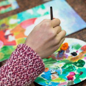 art therapy boost health