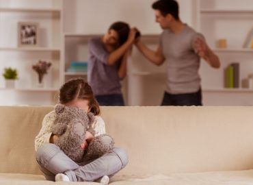 domestic violence childhood effects
