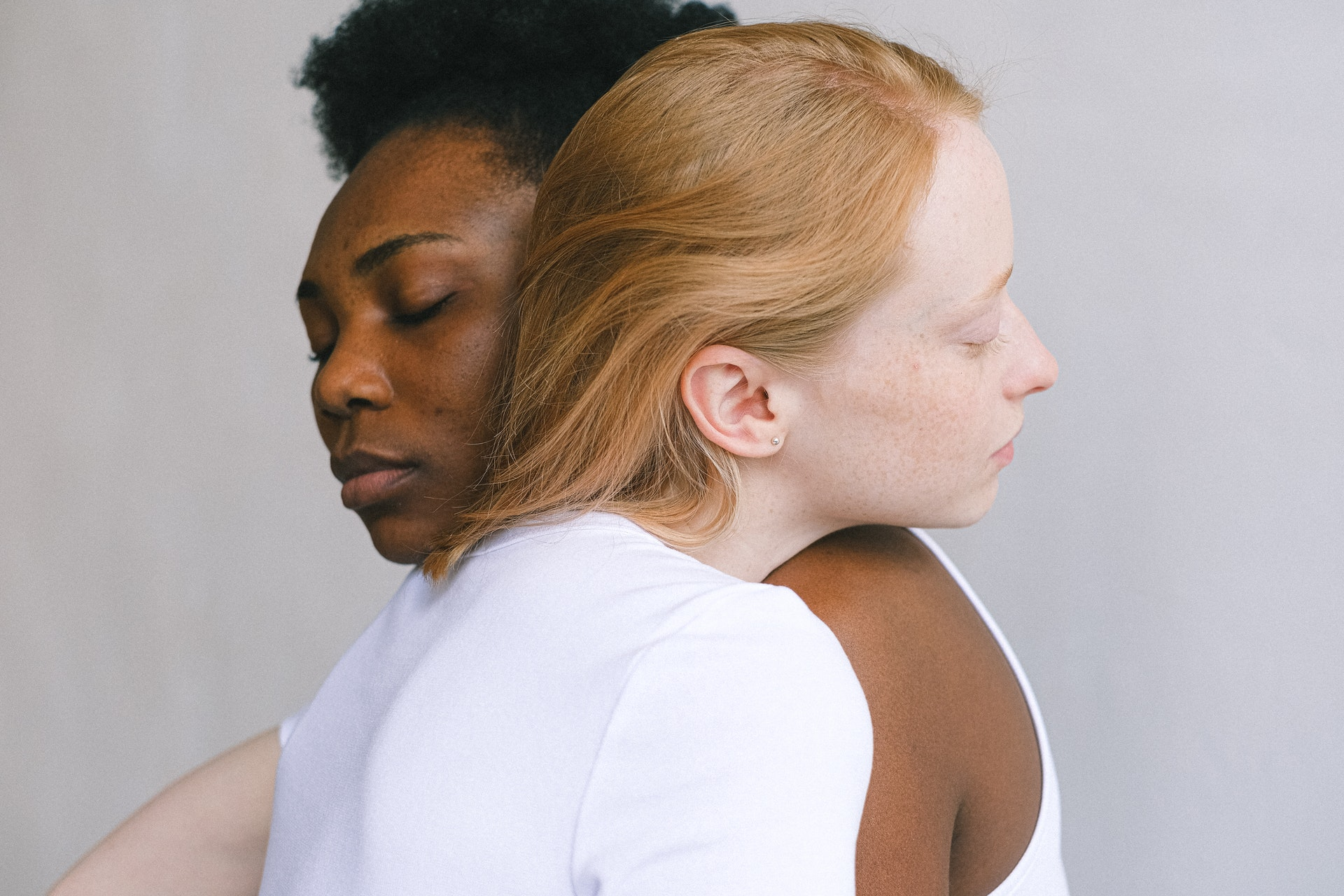 two women hugging Local Counselling Centre