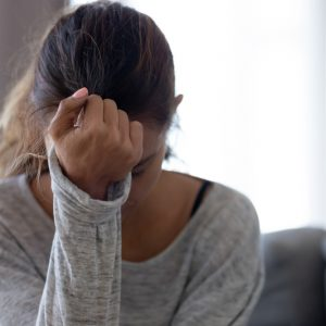 woman dealing with negative thoughts local Counselling Centre